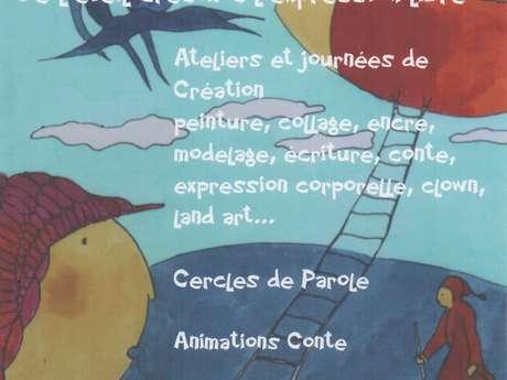 """Atelier du Petit Poucet - """"Création de marionnettes"""""""