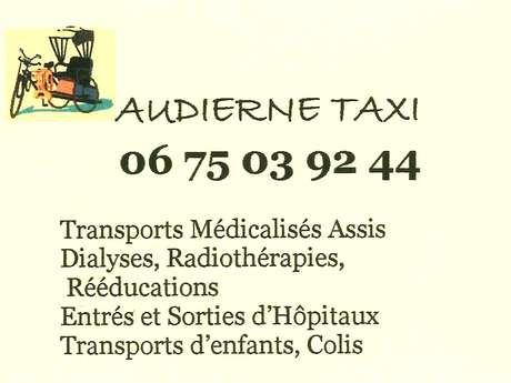 Audierne Taxi