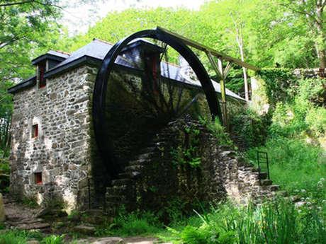 Fête et illumination du Moulin de Kériolet