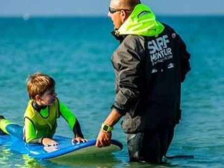 Ecole de Surf Penn Ar Surf School