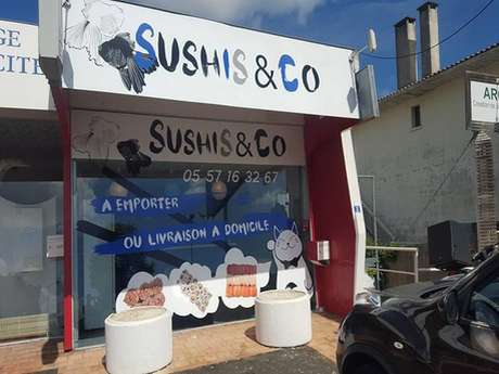Sushi and co