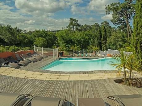 « Arcachon Nature » Camping et Locations