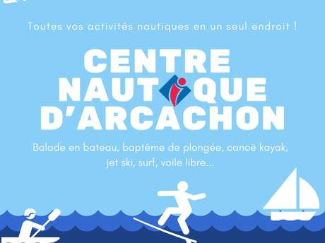 Centre nautique d'Arcachon
