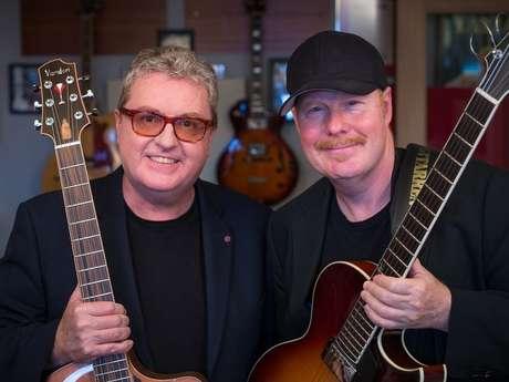 "Jeudi's Jazz - Ulf Wakenius et Martin Taylor Duo de guitares ""Legacy"""