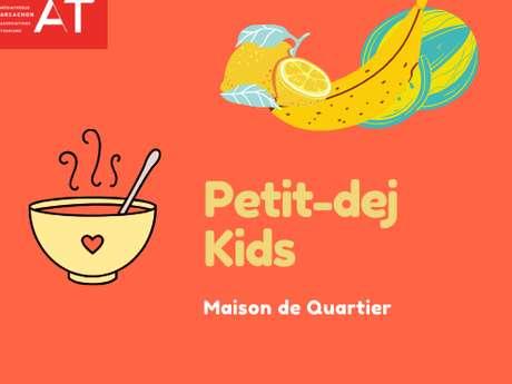 "RDV éphémère au MA.AT : ""Les bons petit-déjeuners Kids"""