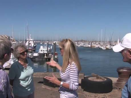 """Visite : L'Histoire des ports d'Arcachon et des """"gens de la mer"""""""