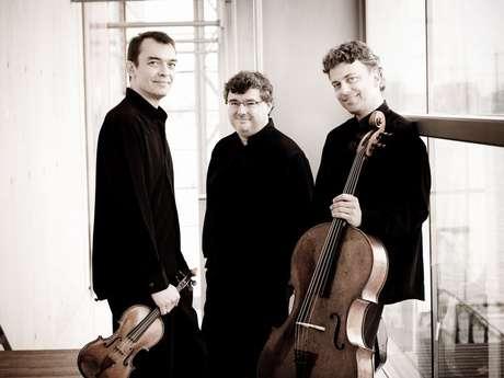Festival de Musique de Chambre : Trio Wanderer
