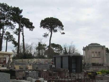 Visite Guidée : Le cimetière d'Arcachon