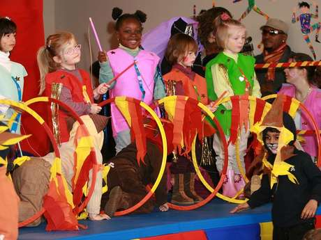 Arcachon en Forme Kids : Cirque