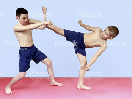 Arcachon en Forme Kids : Krav Maga