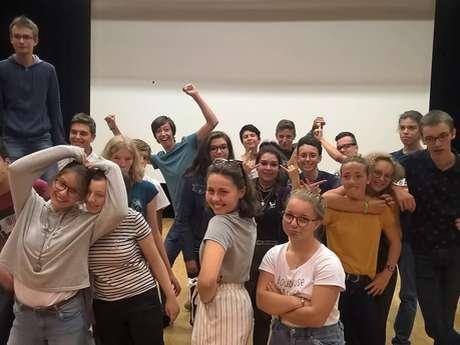 Arth Maël - théâtre : carte blanche au lycée La Mennais