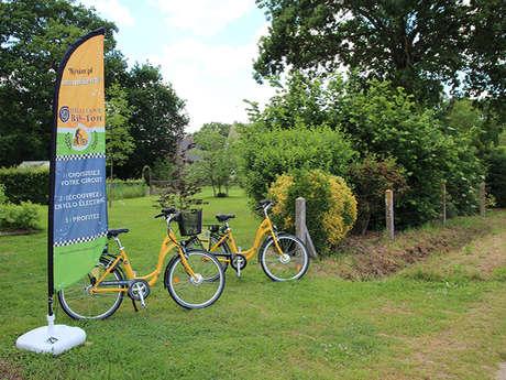Location de vélo à assistance électrique