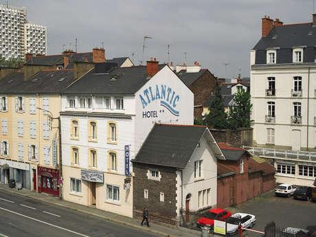 Atlantic Hôtel Rennes Centre Gare
