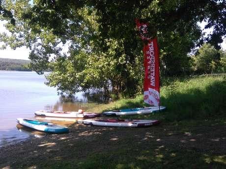 Brocéliande Stand up Paddle