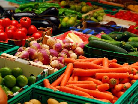 André Braud - Producteur de fruits et légumes - Vente directe