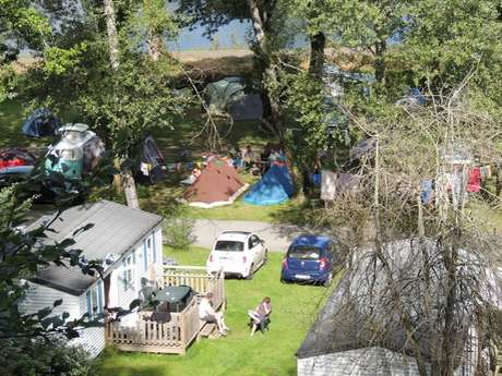 La tente Lodge Baléares