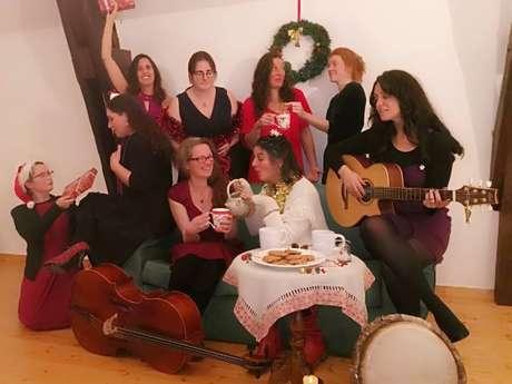 Concert de Noël: Ensemble vocal Coralys