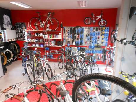 Cy'Glon location de vélos