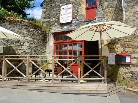 Restaurant Le Prieuré de Clisson
