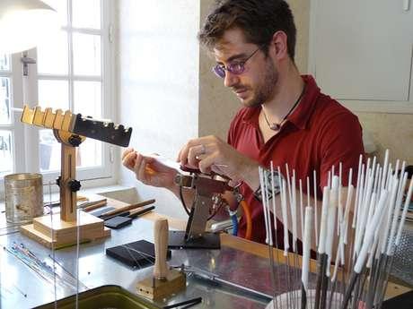 Les artisans créateurs de la rue Saulnerie