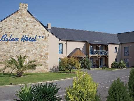 Hôtel The OriginalsSaint-Malo Belem