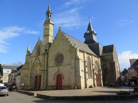 Eglise Saint-Gilles (XIIè au XVIè s.)