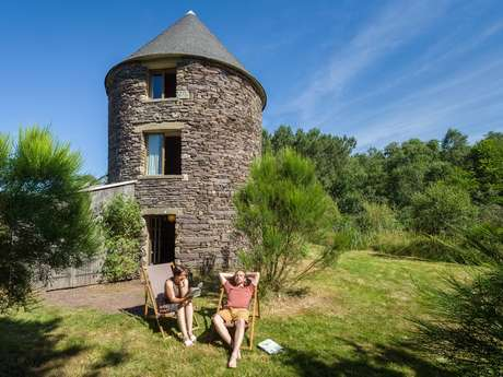Le moulin de Rohan