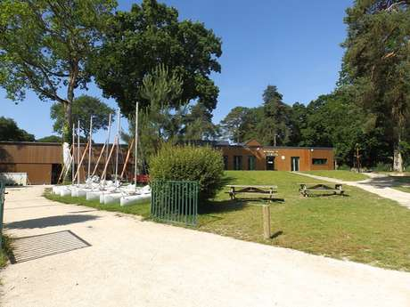 Centre Voile et Nature à Trémelin