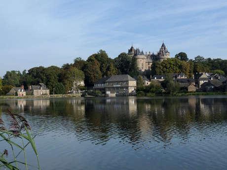 Parc du Château de Combourg
