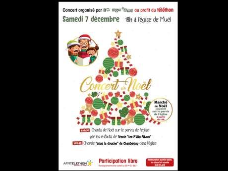 Concert marché de Noël