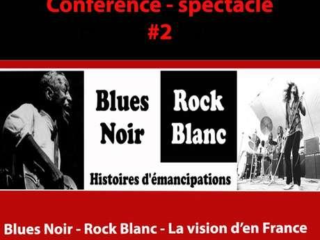Conférence #2 sur l'histoire du Rock