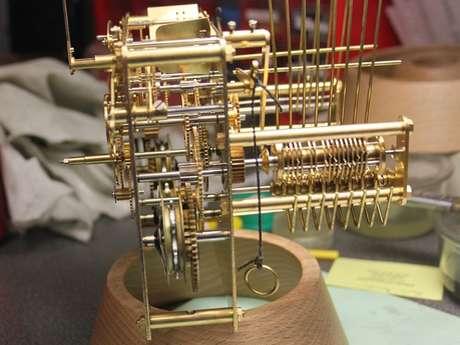 Atelier d'horlogerie
