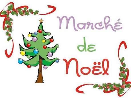 Marché de Noël nocturne