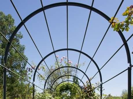 Les Jardins de la Peignie : Visite commentée et démonstration/initiation de Tataki-Zomé