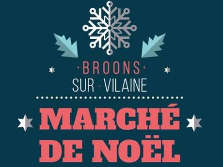 Marché de Noël de Broons sur Vilaine