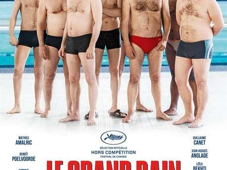 Cinéma en plein air : Le Grand Bain