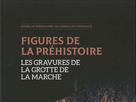 """Exposition """" Figures de la Préhistoire : les gravures de la grotte de La Marche """""""