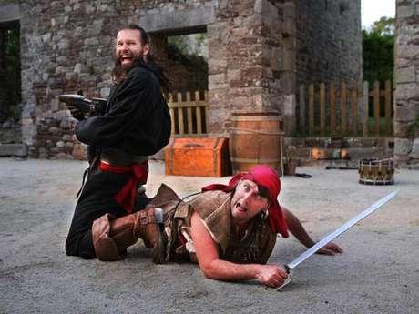 Cie AFAG : La vraie vie des pirates