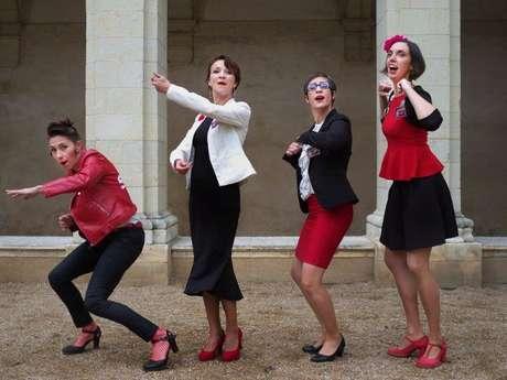 Cie Jacqueline Cambouis : Allez les filles !