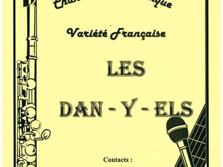Les Dan-y-els en concert à Montmorillon
