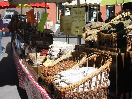Markets of Tarascon/Ariège