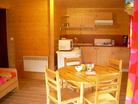 Residential park of Leisure activities Théoglines - cottage 7 people