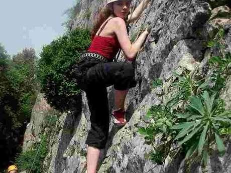 RODOLPHE STURM - Climbing