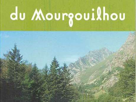 Reading Trail landscape of Mourguilhou valley