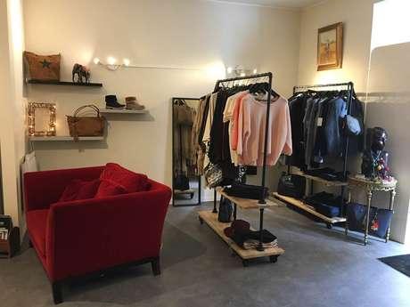 MYU - boutique prêt à porter femme