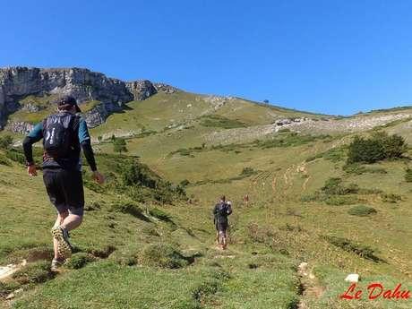 Trail avec le Dahu Ariégeois