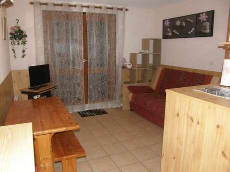 studio cabine 4 personnes à Ax 3 Domaines
