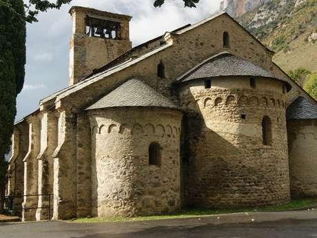 Iglesia románica de San Blas