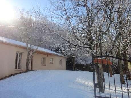 Maison Individuelle 13 personnes à Les Cabannes
