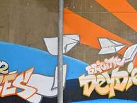 Street art et Montalbanaises illustres à Villebourbon
